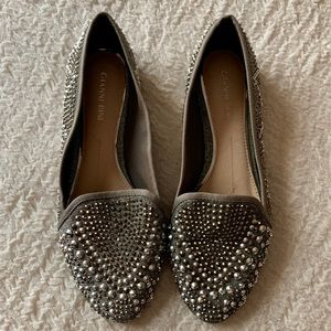 Gianni Bini Sparkle Loafers